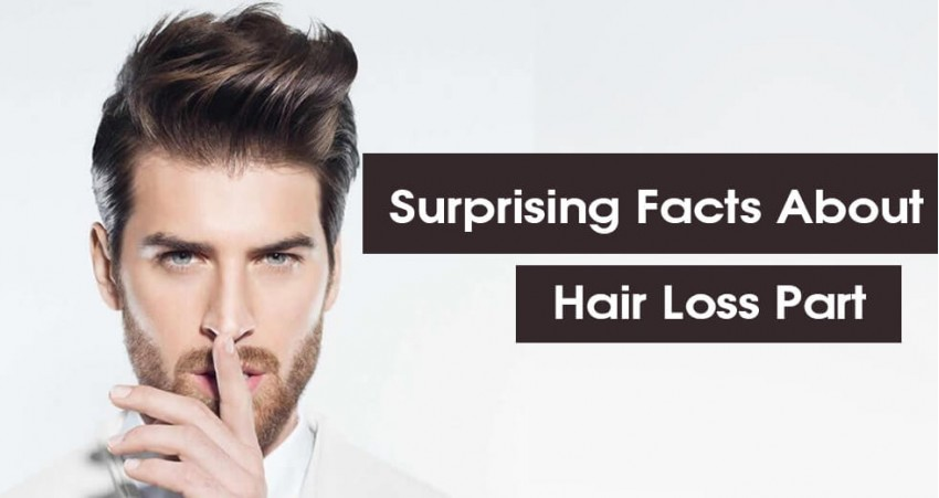 Surprising Facts About Hair Loss Part