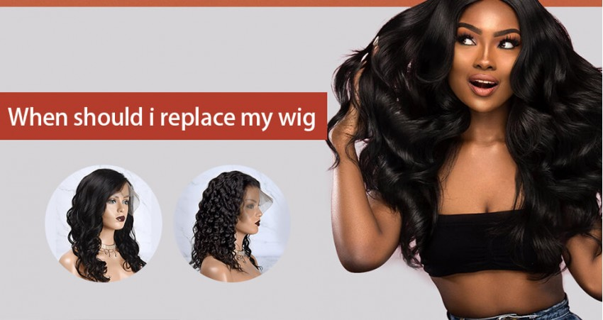 When Should I Replace My Wig