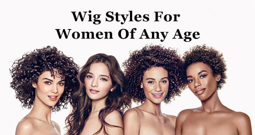 Wig Styles for Women of Any Age