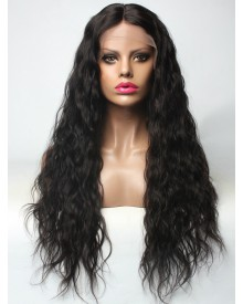 Bejoy Brazilian Human Hair Natural Curly Full Lace Wigs