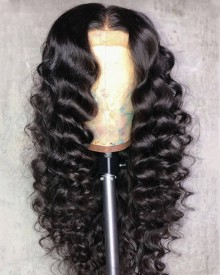 Bejoy Heavy Density Custom Made Celebrity Wavy Full Lace Wigs