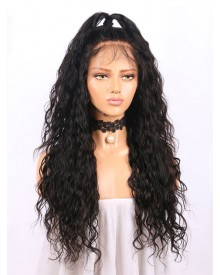 Bejoy Natural Wave Malaysian Human Hair Full Lace Wigs