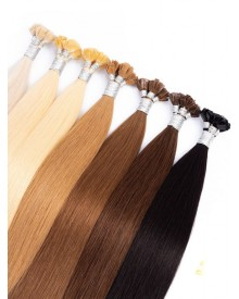 Bejoy Brazilian Remy Hair Flat Tip Hair Extensions