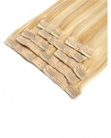 Bejoy Brazilian Remy Hair Lace Clip In Hair Extensions